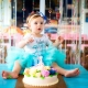 Little Girl Birthday Photo Shoot