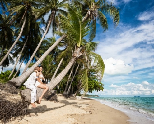 Weddings photographer in koh samui