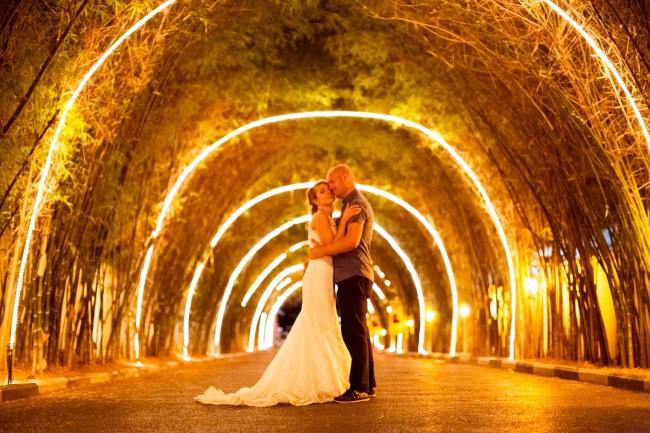 Bamboo Wedding