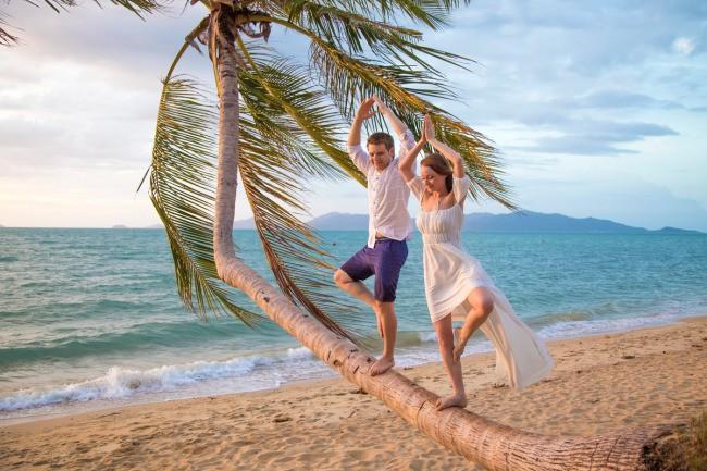 Palm Wedding photographer